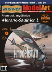 A9 Answer 1/33 Morane – Sauliner L