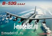 UA72202 Modelcollect 1/72 USAF B-52g Stratofortress Strategic Bomber