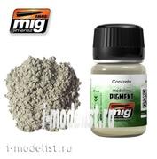 AMIG3010 Ammo Mig CONCRETE (Concrete)