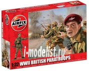 2701 Airfix 1/32 British Paratroops