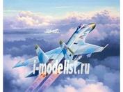 03948 Revell 1/144 Многоцелевой истребитель Суххой-27