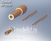 N72020 Zedval 1/72 Набор деталей для Т-26А