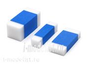 87192 Tamiya Набор спонжей для полировки (3шт)