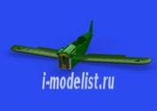 648320 Eduard 1/48 Дополнение SE.5a радиатор - Hispano Suiza для двухлопастного винта