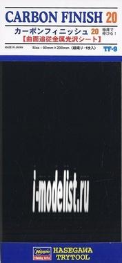71809 Hasegawa Полимерное покрытие (имитация карбона)