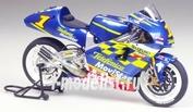 14089 Tamiya 1/12 Мотоцикл Telefonica MoviStar  Suzuki RGV-Г '01