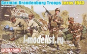 6743 Dragon 1/35 German Brandenburg Troops
