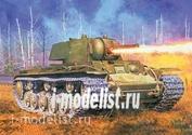 35087 East Express 1/35 Flamethrower tank KV-8