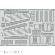 32456 Eduard 1/32 Фототравление для P-40E gun bays