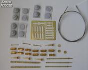 N35020 Zedval 1/35 Набор деталей для современной бронетехники