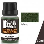 1770 Green Stuff World Сухой пигмент цвет
