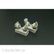 BRL72183 Brengun 1/72 Set of AV8B Nozzle Add-ons
