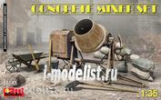 35593 MiniArt 1/35 Concrete Mixer