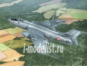 A056 Azur 1/72 Самолет Vautour IIB