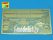 48 006 Aber 1/48 Photo Etched Parts For Sd.Kfz. 138/2 Jagdpanzer 38(t)