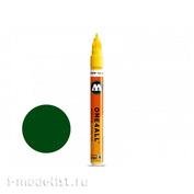 127222 Molotow Marker ONE4ALL #145 Dark Green 2mm