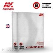 AK297 AK Interactive Книга Condemnation Re-Edited Edition (Limited Edition) (Английский язык)