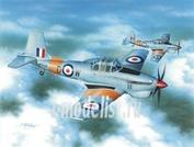 SH72234 Special Hobby 1/72 Aircraft Boulton&Paul Balliol T. 2