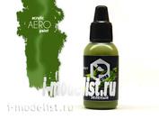 art.0188 Pacific88 airbrush Paint Russian green (Russian green)