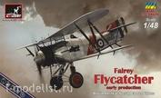 48001 Armory 1/48 Британский истребитель Fairey