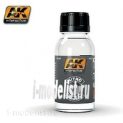 AK-Interactive AK 268 nitro Thinner NITRO THINNER (FOR CLEAR COLORS AND FOR CLEANING)