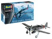 03874 Revell 1/32 Немецкий истребитель Fw190 A-8