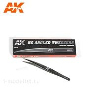 AK9162 AK Interactive HG Угловой пинцет 02, плоский