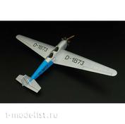 BRS48008 Brengun 1/48 Messerschmitt B.f.W. M-23 b