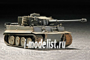 """07242 Trumpeter 1/72 """"Tiger"""" I tank(Early)"""