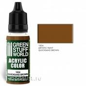 1834 Green Stuff World Акриловая краска цвет