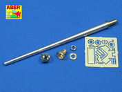 35 L-19 Aber 1/35 German 75mm Barrel for Pak 40 - early model