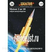 026 WEKTOR 1/10 Meteor 2 -10