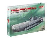 S. 006 ICM 1/72 German submarine