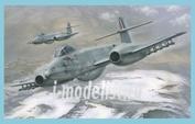 72543 MPM 1/72 Самолет Meteor Mk.8