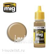 AMIG0138 Ammo Mig DESERT YELLOW