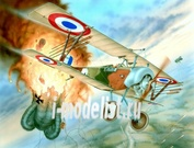 SH32030 Special Hobby 1/32 Биплан Nieuport Nie 16