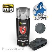 TTH112 Ammo Mig Матовая грунтовка (Немецкий темно-серый)
