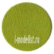 3384 Heki Материалы для диорам Модельный флок. Лиственный покров светло-зеленый, мелкий 200 мл