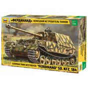 3653-1 Zvezda 1/35 German tank destroyer