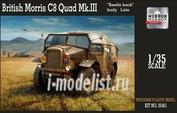 35401 Mirror-models 1/35 British Morris C8 Quad Mk.III