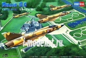 80315 HobbyBoss 1/48 Самолет Mirage Ⅲ C