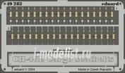 49282 Eduard 1/48 Фототравление для CH-46E/D seatbelts cargo type