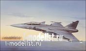2638 Italeri 1/48 Aircraft Jas 39 A Gripen