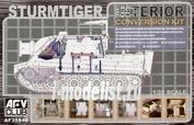 AF35S40 AFVClub 1/35 Интерьер для Sturmtiger