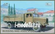 35013 IBG models 1/35 Bussing-Nag 4500 A late