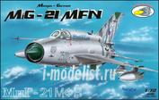 RVA72031 R.V.AIRCRAFT 1/72 MiG-21 MFN