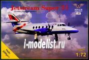 SVM-72007 Sova-M 1/72 Passenger Jetstream 31 Super
