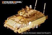PE35470 Voyager Model 1/35 Фототравление для Modern US M2A2 Infantry Fighting Vehicle w/ERA Basic