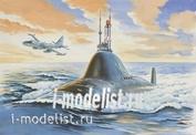 40006 Восточный экспресс 1/400 Подводная лодка проект 705 (