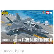 60791 Tamiya 1/72 Истребитель Lockheed Martin F-35B Lightning II